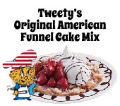Tweety's Funnel Cake Mix